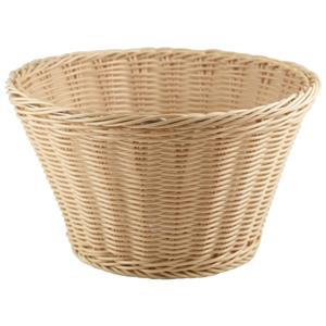 Polywicker Display Basket 26cm