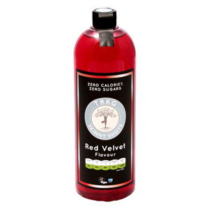 TRKG Red Velvet Skinny Syrup 500ml