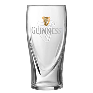 Guinness Glass 17.25oz / 500ml