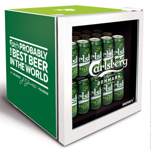 Carlsberg Mini Fridge