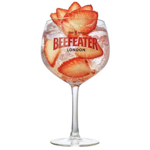 Beefeater Pink Gin Balloon Glasses 22oz / 650ml