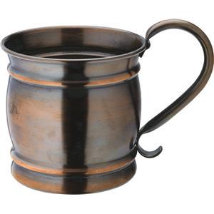 Aged Copper Barrel Mug 19oz / 540ml