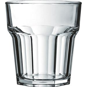 Diamond Plastic Polycarbonate American Old Fashioned Tumbler 11oz / 340ml
