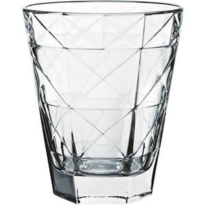 Carre Double Old Fashioned Glasses 12oz / 340ml