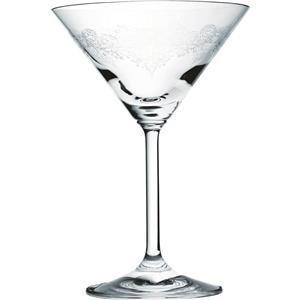 Filigree Martini Glasses 7.25oz / 210ml