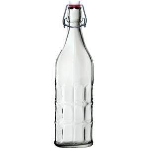 Moresca Clip Top Bottle 1ltr