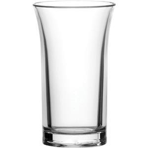 Diamond Plastic Polystyrene Shot Glasses CE 2oz / 50ml
