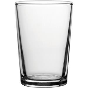 Toughened Conical Glasses 7oz CE at 1/3rd Pint