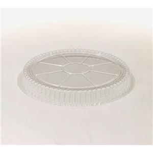 Dome Lids for Round Foil Containers 8inch