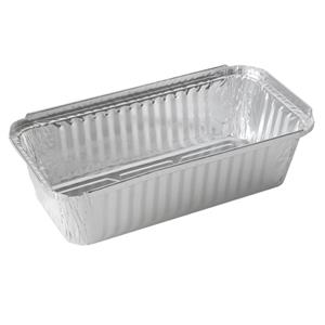 No6 Long Foil Containers