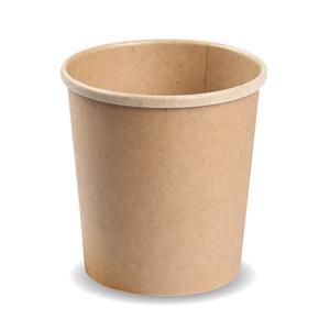 PLA Kraft PLA Soup Container 32oz / 900ml