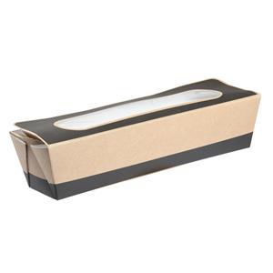 Top Tuck Baguette Boxes
