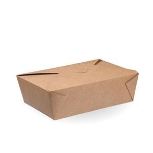 #3 Kraft Hot Food Box