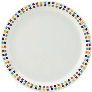 Kingline Spanish Tile Plate 9inch / 23cm