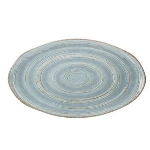 Wildwood Blue Platter 20.75inch / 52.5cm