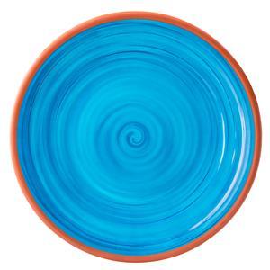 Calypso Blue Plate 14inch / 35.5cm