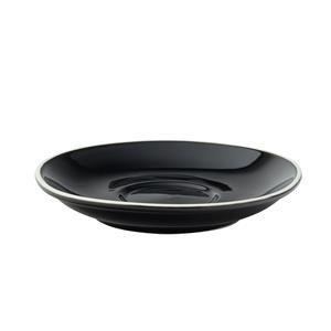 Barista Black Saucer 5.5inch / 14cm