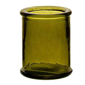 Authentico Candleholder Green 3inch / 8cm