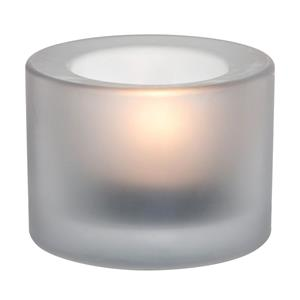 Chunky Tealight Holder White