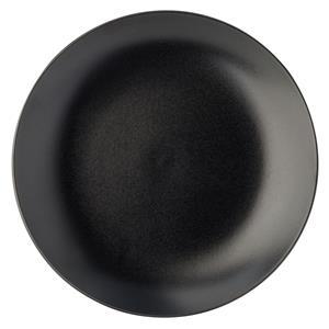 Noir Coupe Plate 10inch / 25cm