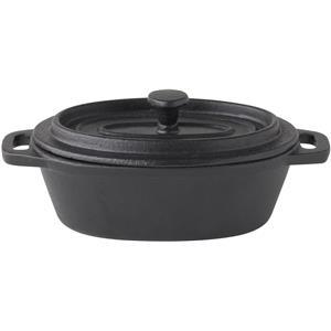 Small Oval Casserole Dish 5inch / 12.5cm