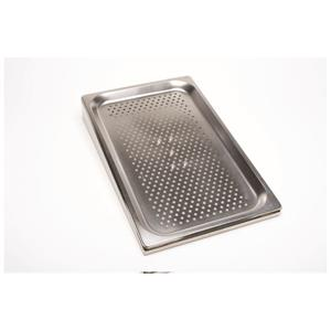 Stainless Steel Gastronorm  1/1- 5 Spike Meat Dish 2.5cm