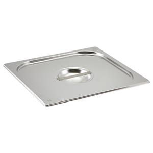 Stainless Steel Gastronorm Pan Lid 2/3