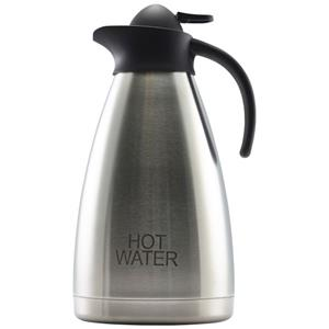 Hot Water Inscribed Contemporary Vaccum Jug 2ltr