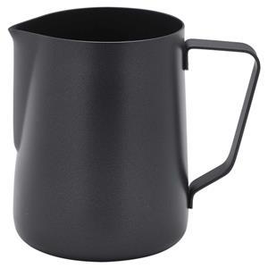 Non-Stick Black Milk Jug 12oz / 340ml