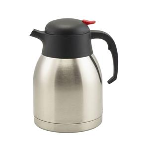 Stainless Steel Vacuum Push Button Jug 1.5ltr