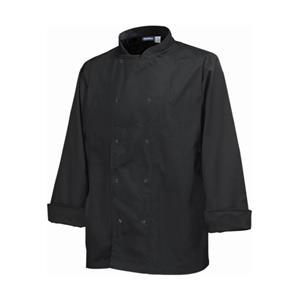 Basic Stud Jacket Long Sleeve Black XS