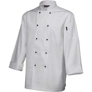 Superior Jacket Long Sleeve White S Size