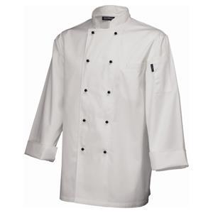 Superior Jacket Long Sleeve White XS Size