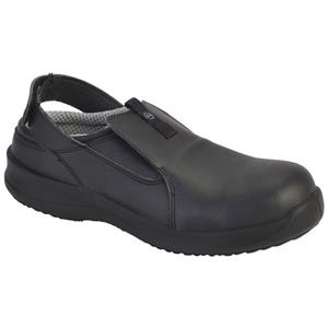 Toffeln Safety Lite Clog Size 4