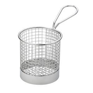 Round Service Basket 3.5inch / 9cm