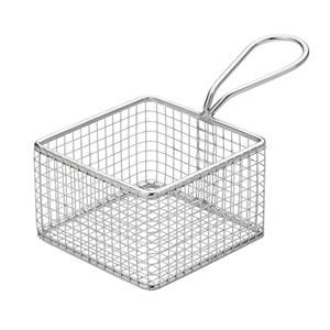 Square Service Basket 3.75inch / 9.5cm
