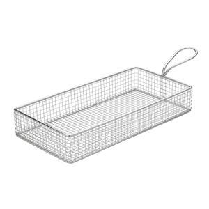Rectangular Service Basket 21.5 x 10.5cm