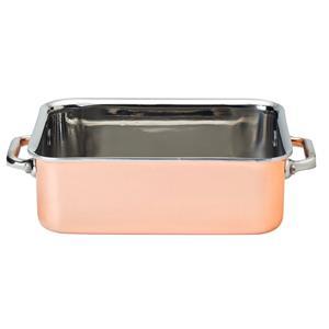 Copper Roasting Dish 15 x 11.5cm