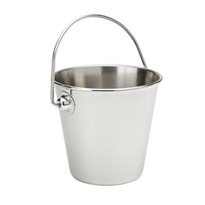 Mini Stainless Steel Pail 3.5inch / 9cm