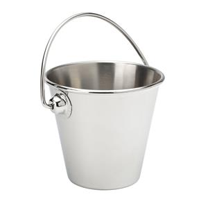 Mini Stainless Steel Pail 3inch / 7.5cm