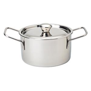 Stainless Steel Handled Casserole 4inch / 10cm