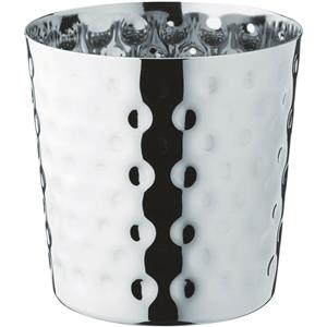 Stainless Steel Hammered Cup 3.5inch / 9cm