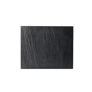 Melamine Slate/Granite Platter GN 1/2 32 x 26cm