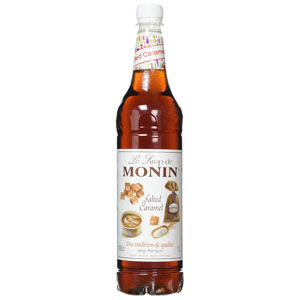 Monin Salted Caramel Syrup 1ltr