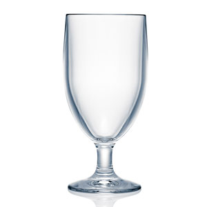 Strahl Design + Contemporary Polycarbonate Water Goblet 12oz / 355ml
