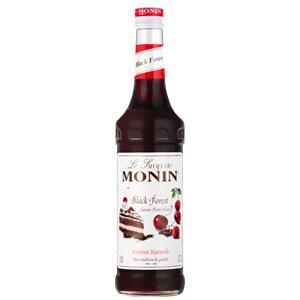 Monin Black Forest Syrup 70cl