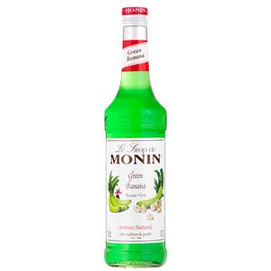 Monin Green Banana Syrup 70cl