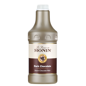 Monin La Sauce Dark Chocolate 1.89ltr