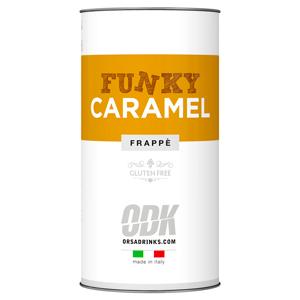 ODK Funky Caramel Frappe Powder