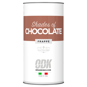 ODK Shades of Chocolate Frappe Powder